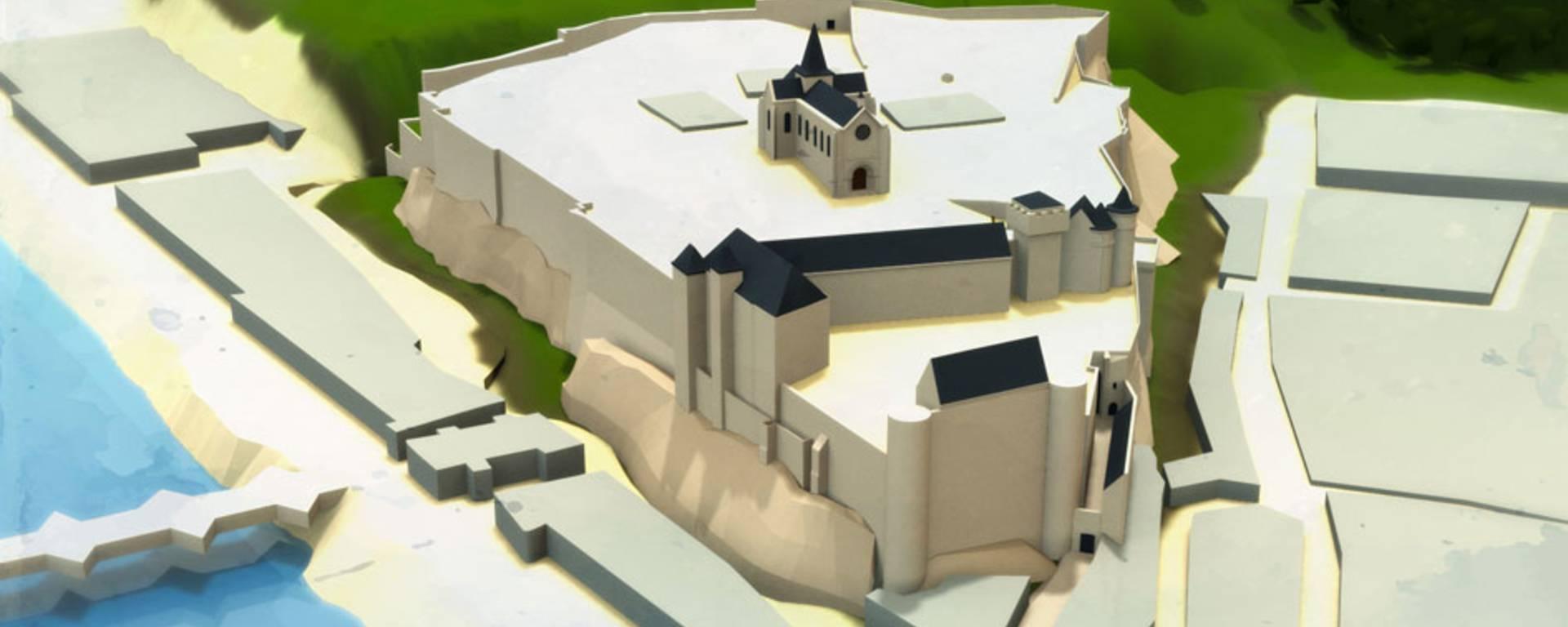 Die Herren von Amboise vor 1431