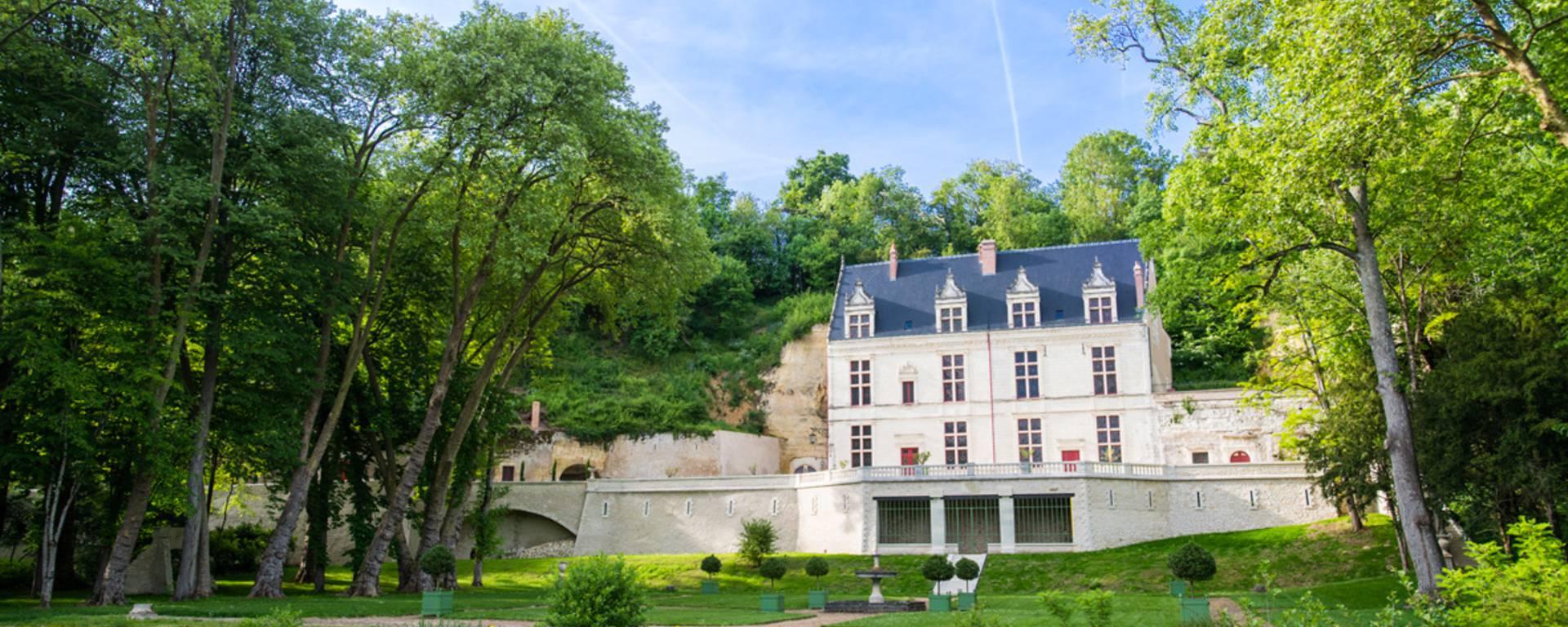 Außenansicht von Château Gaillard  © OTBC