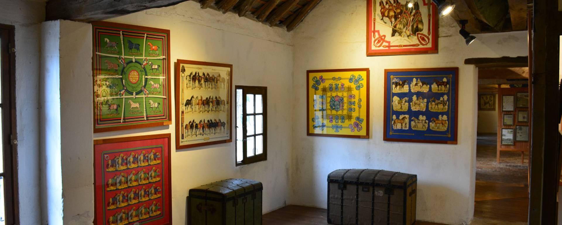 Der Hermes-Saal in Schloss Montpoupon  © OTBC