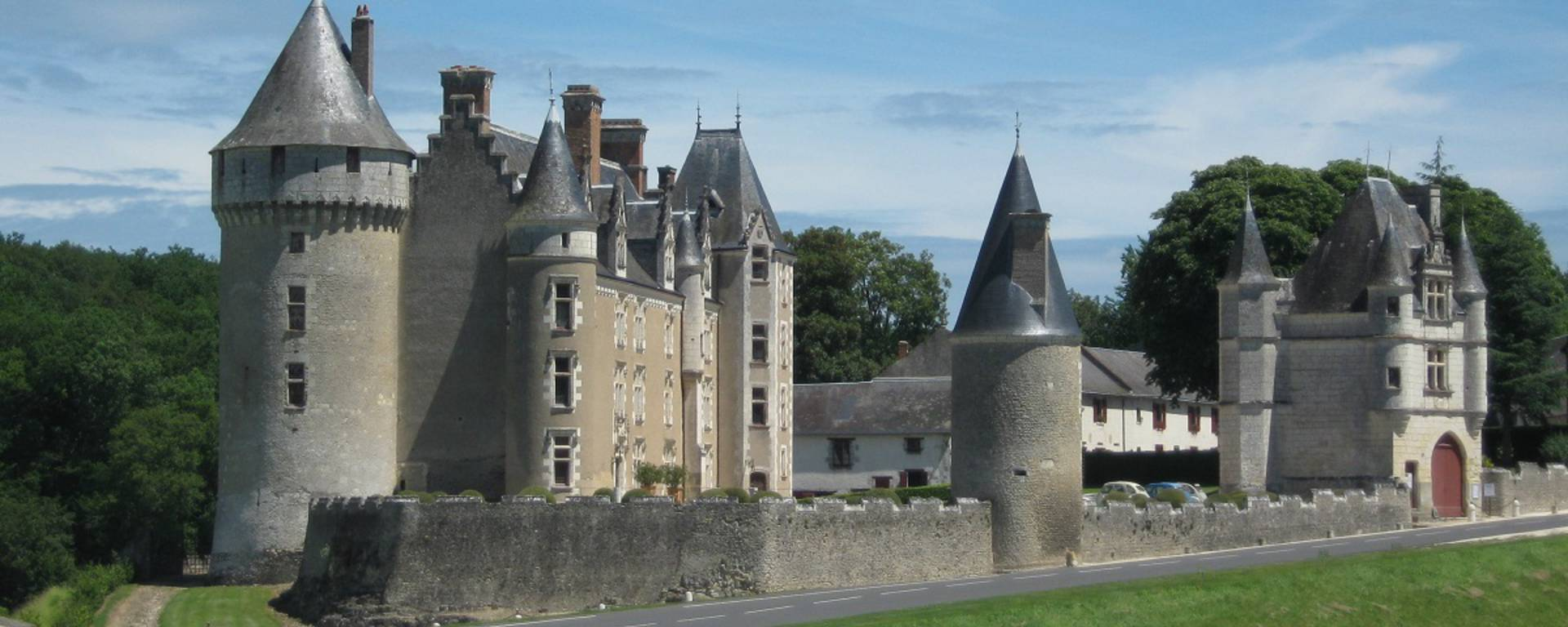 Schloss Montpoupon © OTBC