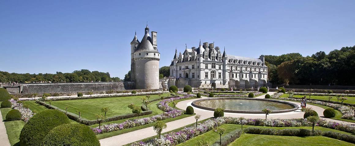 Schloss Chenonceau | Blois Chambord Turismus