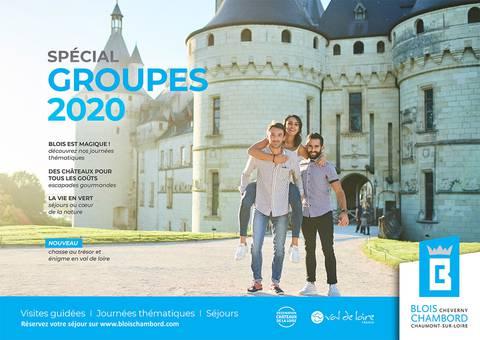 Spezielle Kataloggruppen 2020 Blois-Chambord