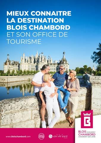 Um das Ziel Blois-Chambord - Loire Valley besser kennenzulernen.
