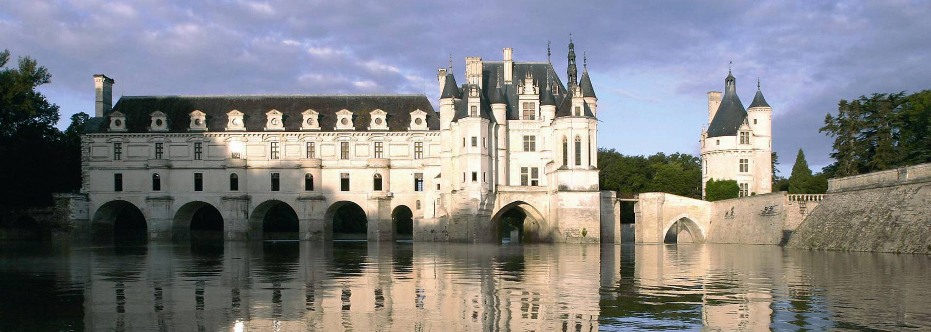 Schloss Chenonceau am Cher