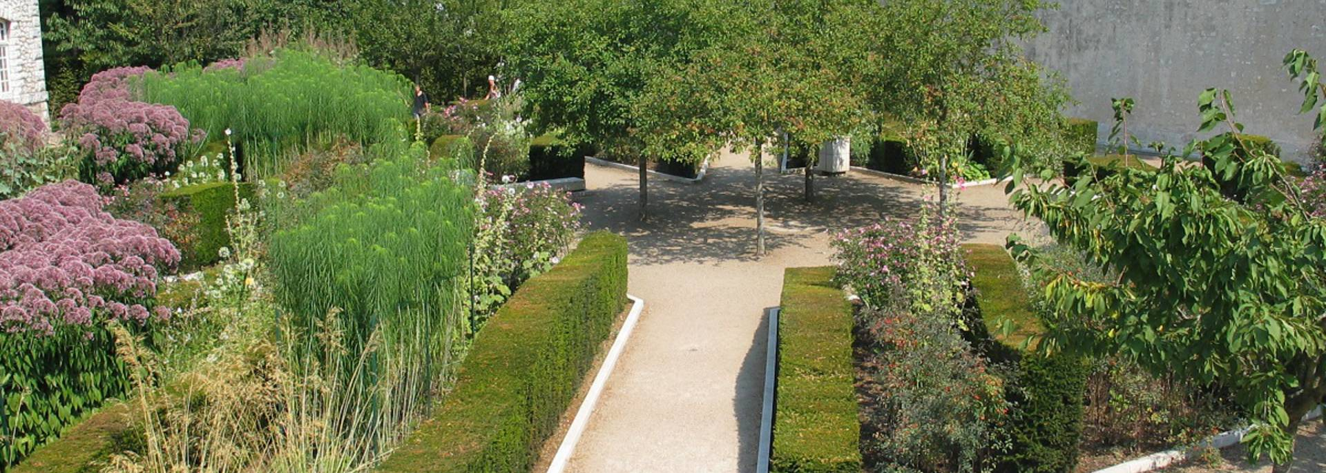 Die Gärten des Königs in Blois © OTB