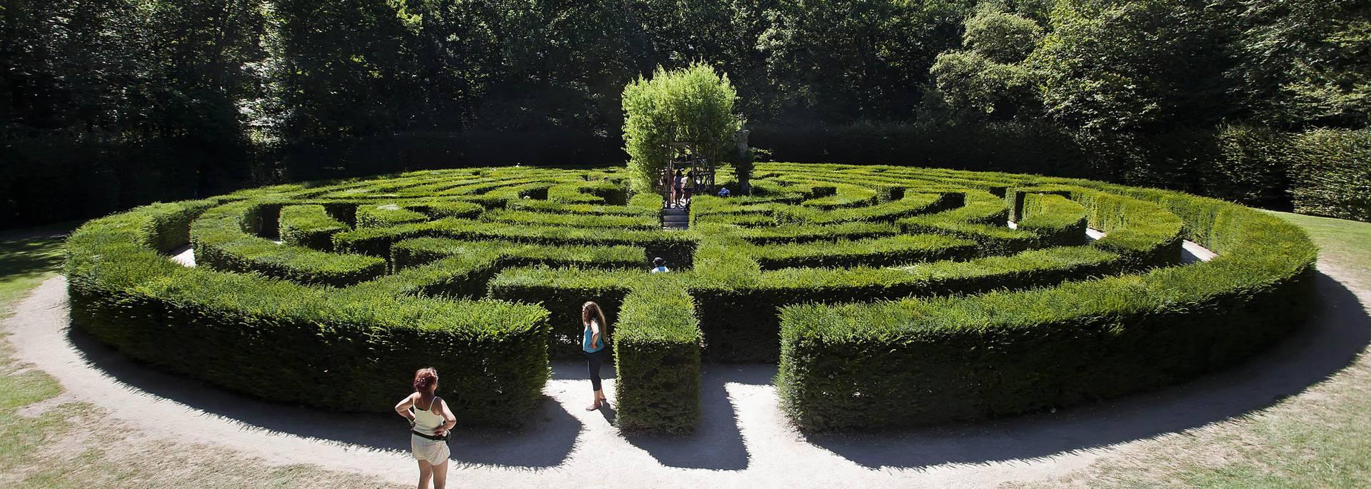 Schlossgarten in Chenonceau© Images de Marc