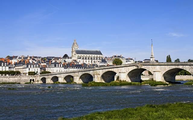 Blois, eine Stadt mit einzigartiger Geschichte © Michel Angot