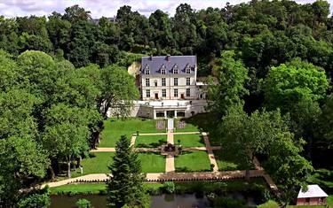 Die Domaine Royal von Château Gaillard in Amboise © Château Gaillard