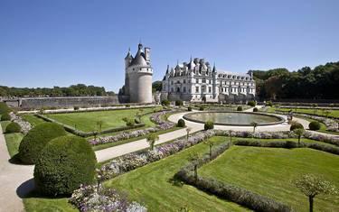 Schloss Chenonceau © Images de Marc
