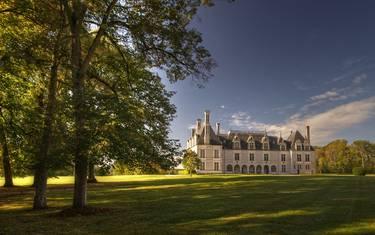 Schloss Beauregard im Loire-Tal