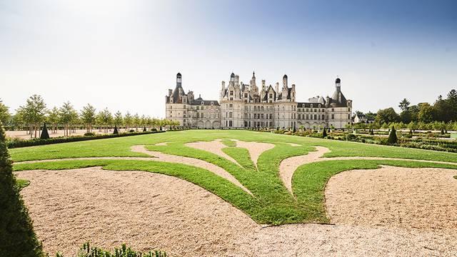 Chambord und seine Gärten © Benjamin Brolet