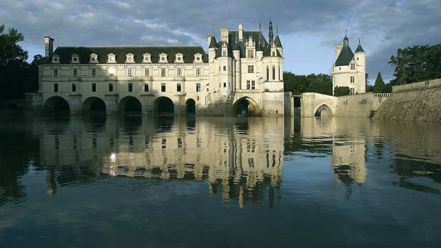 Chenonceau Schloss