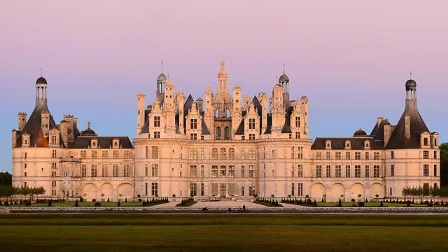 Chambord Schloss. © Leonard de Serres