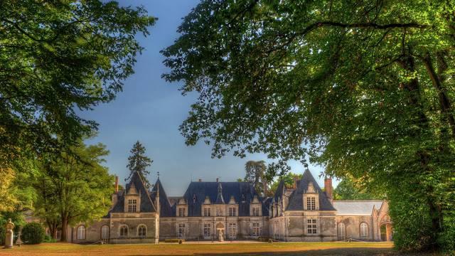 Villesavin Schloss © L. de Serres