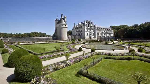 Chenonceau Schloss © Images de Marc