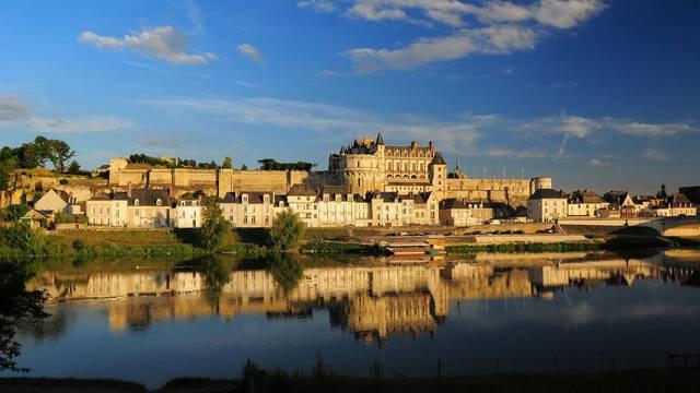 Die Königsresidenz: Schloss Amboise © L. de Serres