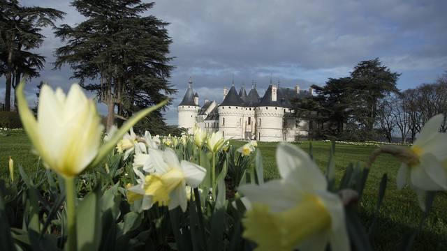 Die Gärten von Chaumont-sur-Loire  © E. Sander