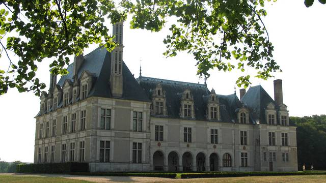 Beauregard Schloss. © OTBC