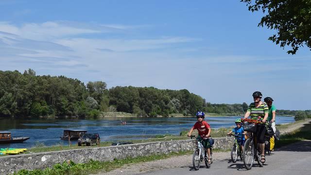 Die Loire mit dem Fahrrad © OTBC