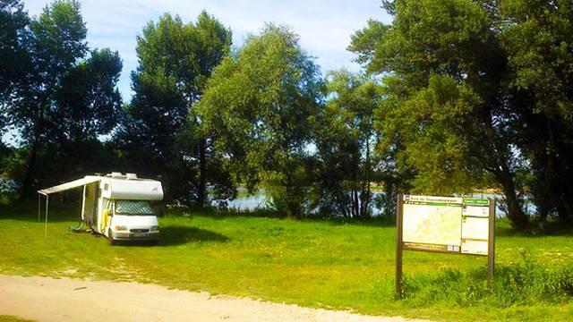 Campervan-Bereiche in Blois-Chambord
