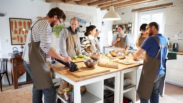 Gourmet-Workshops in Blois-Chambord