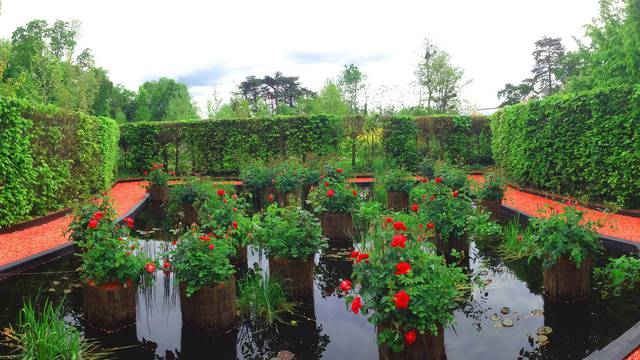 Festival der Gärten von Chaumont-sur-Loire
