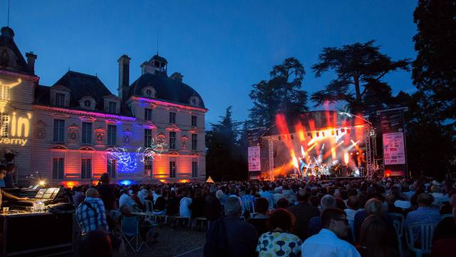 Jazz'In Cheverny' Festival