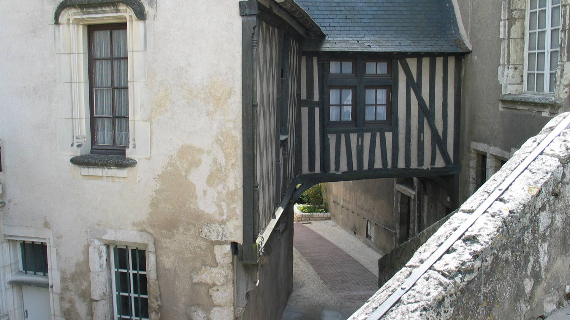 Ehemaliges Herrenhaus in Blois