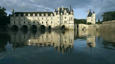 Das Schloss von Chenonceau. © OTBC