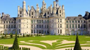 Das Schloss von Chambord. © Ludovic Letot