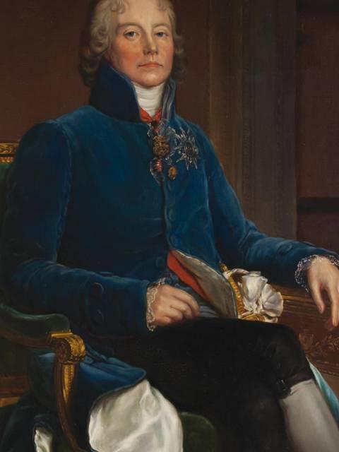 Fürst Talleyrand  © OTBC