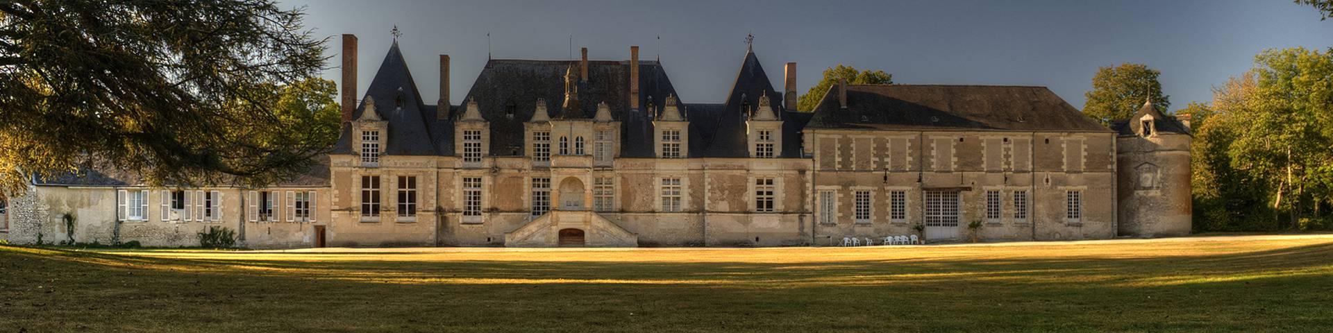 Schloss Villesavin © L. de Serres