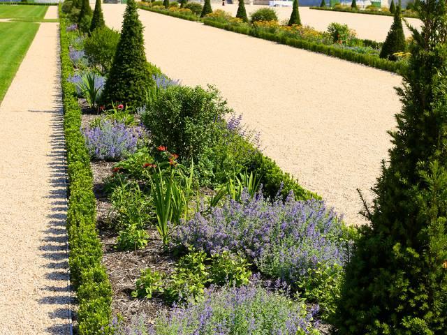 Die Gartenanlage von Chambord  © Ludovic Letot