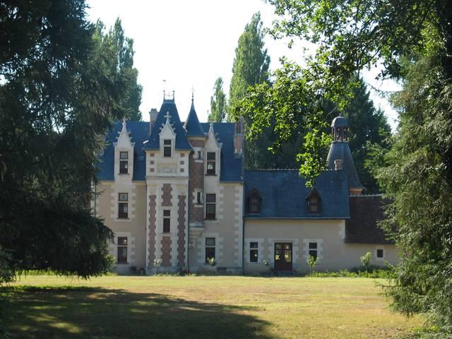 Schloss Troussay. © OTBC