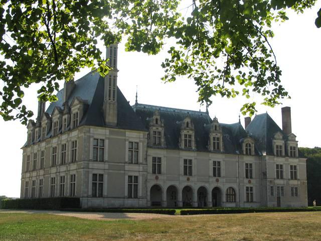 Schloss Beauregard  © OTBC