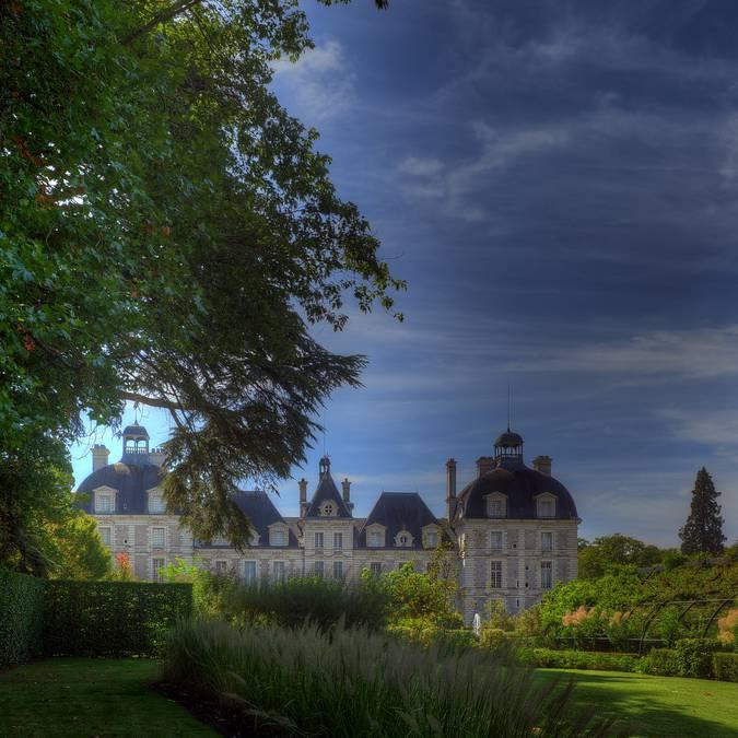 Der Schlosspark von Cheverny