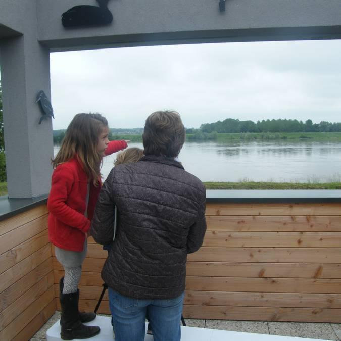 Observatorium an der Loire