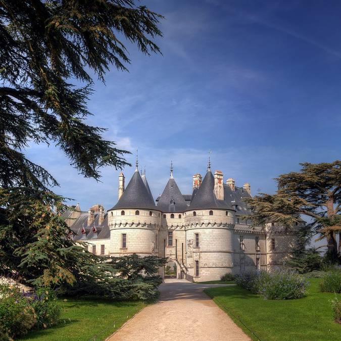 """Die """"Domaine Régional de Chaumont-sur-Loire"""""""