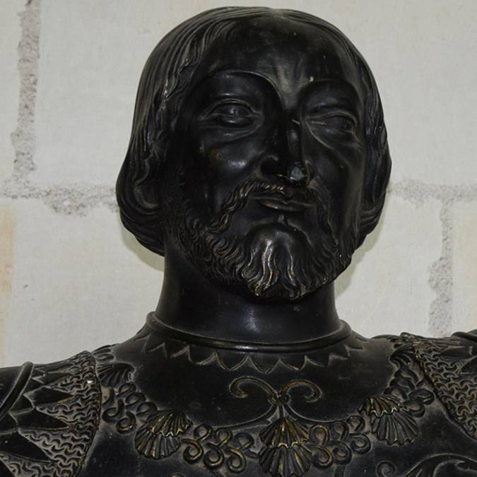 Büste von Franz I.
