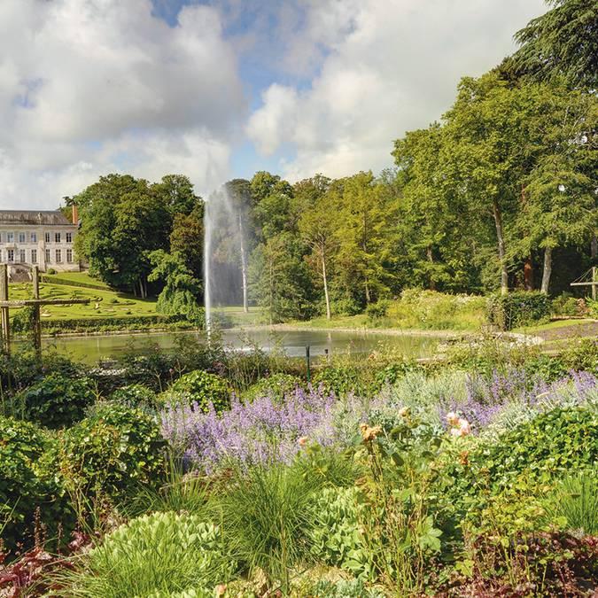 Blumenpark von La Source  © Parc Floral