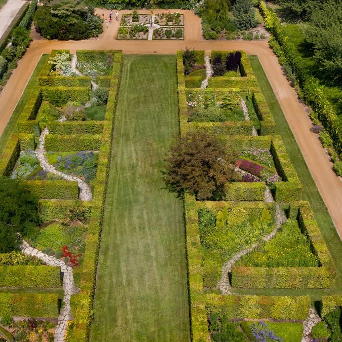 Die Gärten von Beauregard. © OTBC