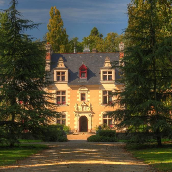 Schloss Troussay © L. de Serres