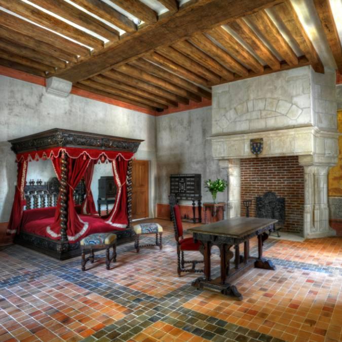 Das Zimmer Leonardo da Vincis  © OTBC