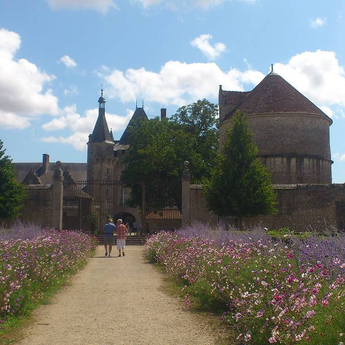 Schloss Talcy