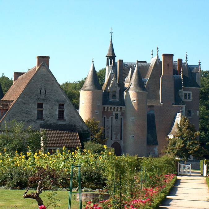 Schloss du Moulin
